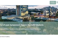 Honors Academy End of Year Symposium