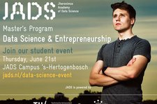 Master Data Science & Entrepreneurship Information Event