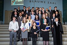 20 BME-students receive their Master's degree
