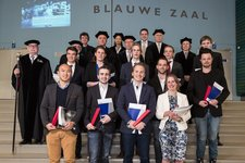 11 BME-students received their Master's degree