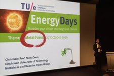EnergyDays on Metal Fuels: great success !!