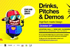 Drinks, Pitches & Demos: Special edition!