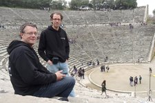 Acoustics ancient Greek theaters not as mythical as travel guides claim