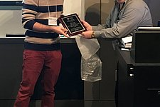 Best Student Paper Award for PhD candidate Fabio Cecchi